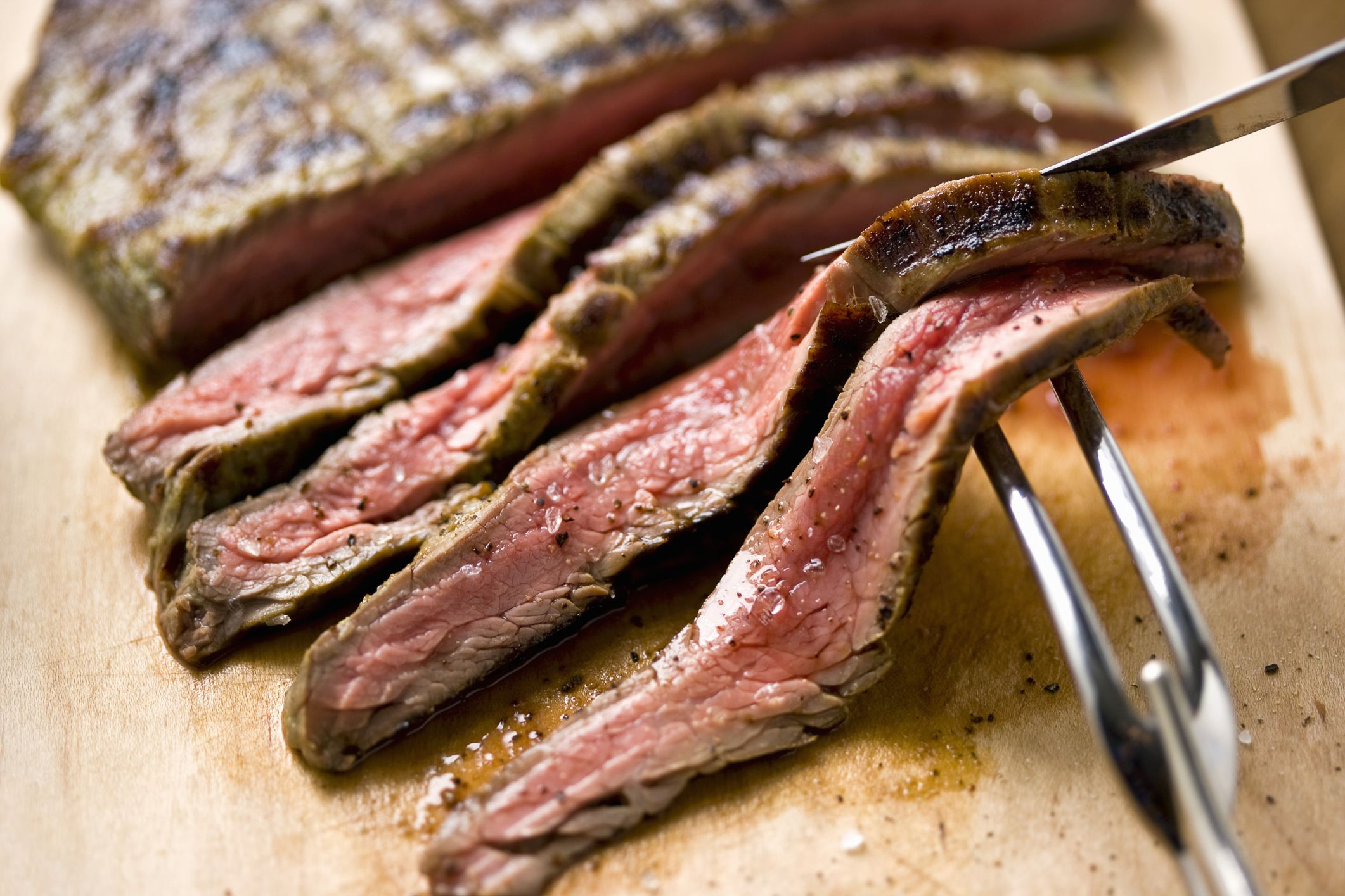 health and nutrition facts for steak