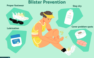 4 Ways To Prevent Chafing When Walking Or Running