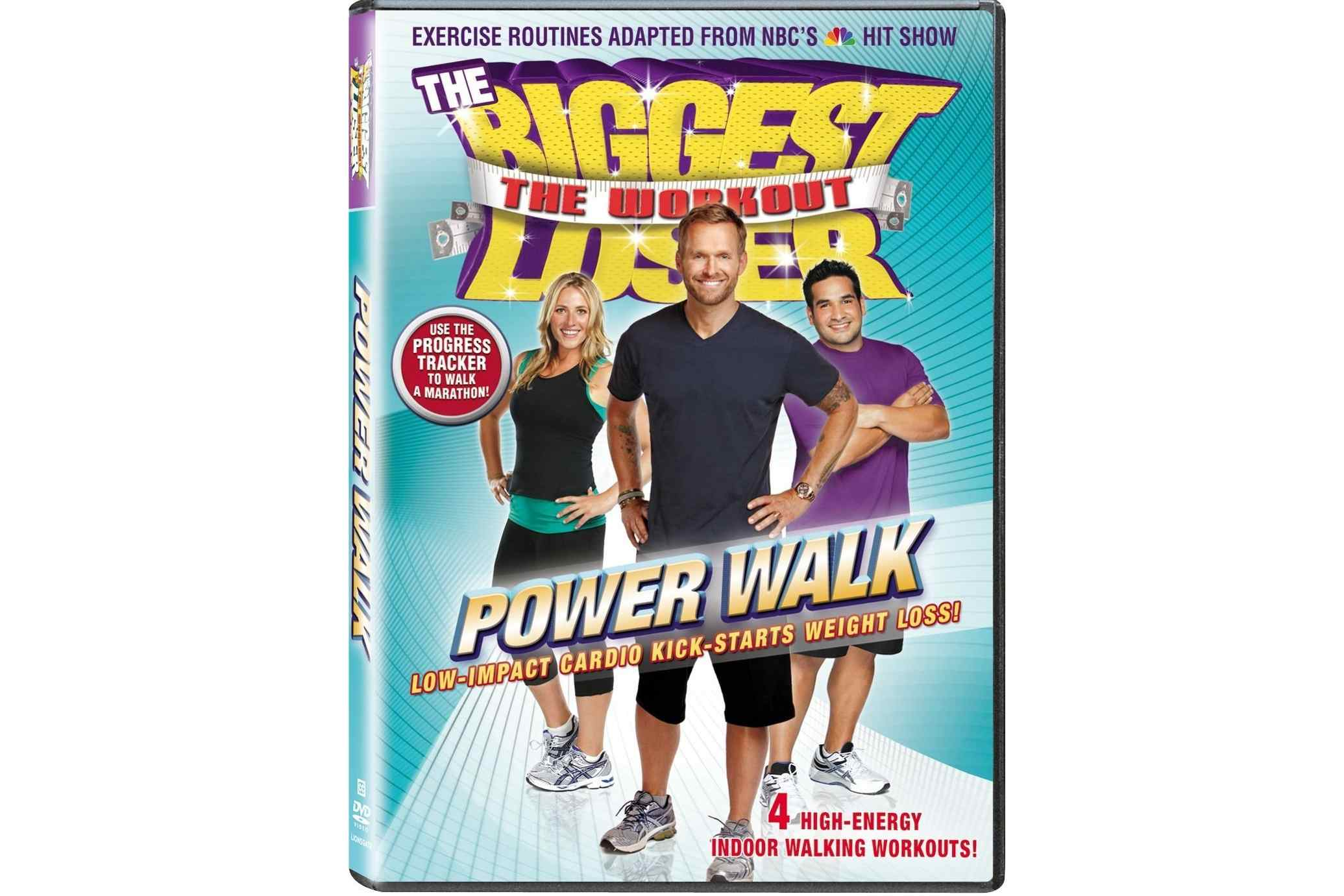 The 19 Best Walking Videos And Dvds To Buy In 2018 Video This Walks You Through Building Circuit Using Biggest Loser Power Walk