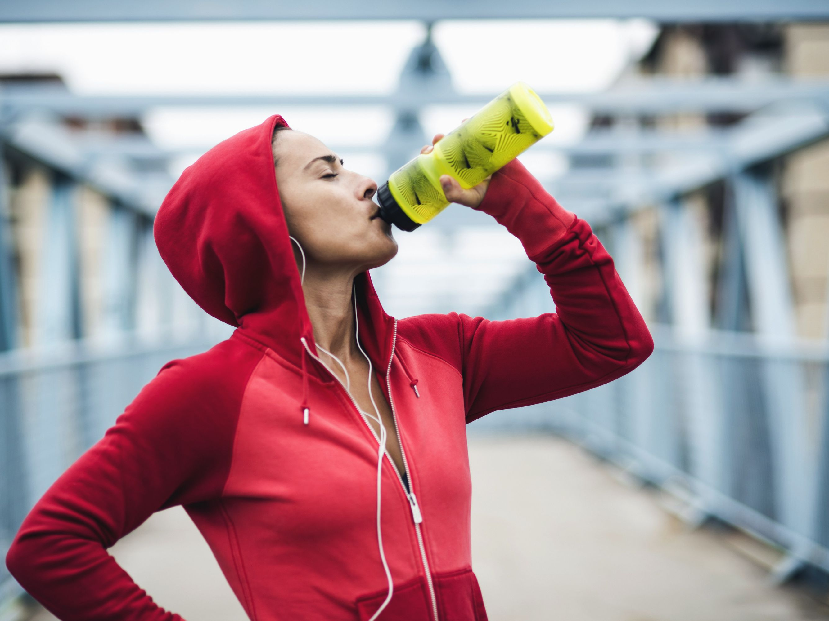 Is Drinking Cold Water When Exercising Good Or Bad