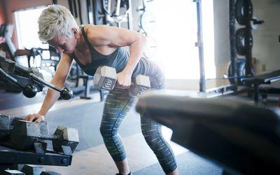 Push-Pull Strength Training Routine