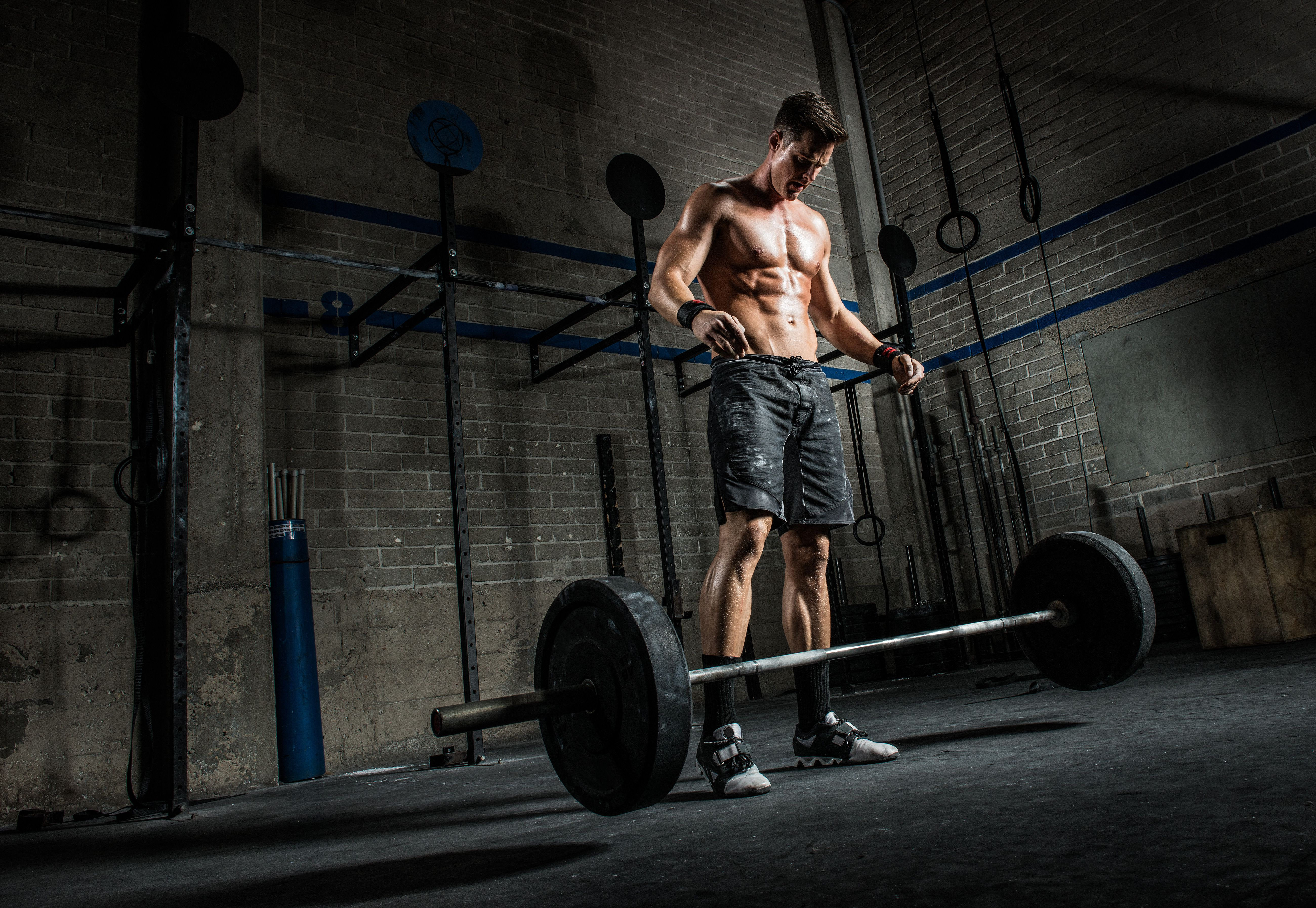 Milk Protein Enhanced Muscle Growth in Young Men