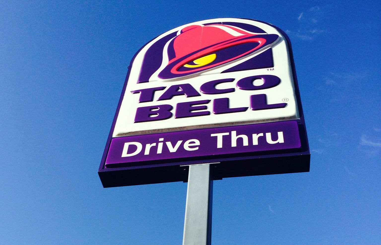 low calorie Taco Bell food