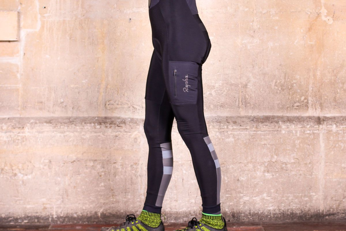 Rapha Men's Cargo Winter Tights with Pad