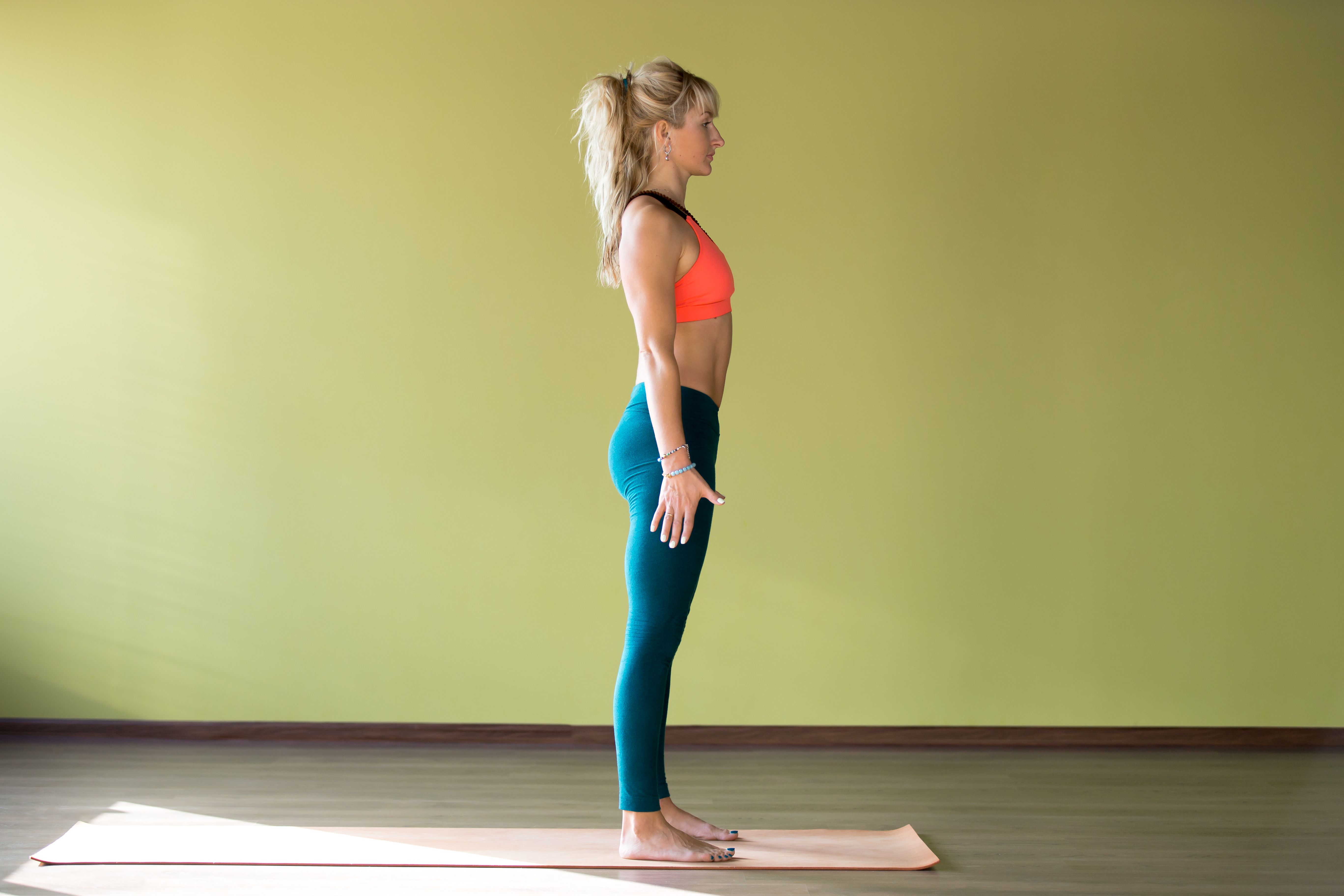 Yoga poses for a Healthy Glow! - Kristin McGee