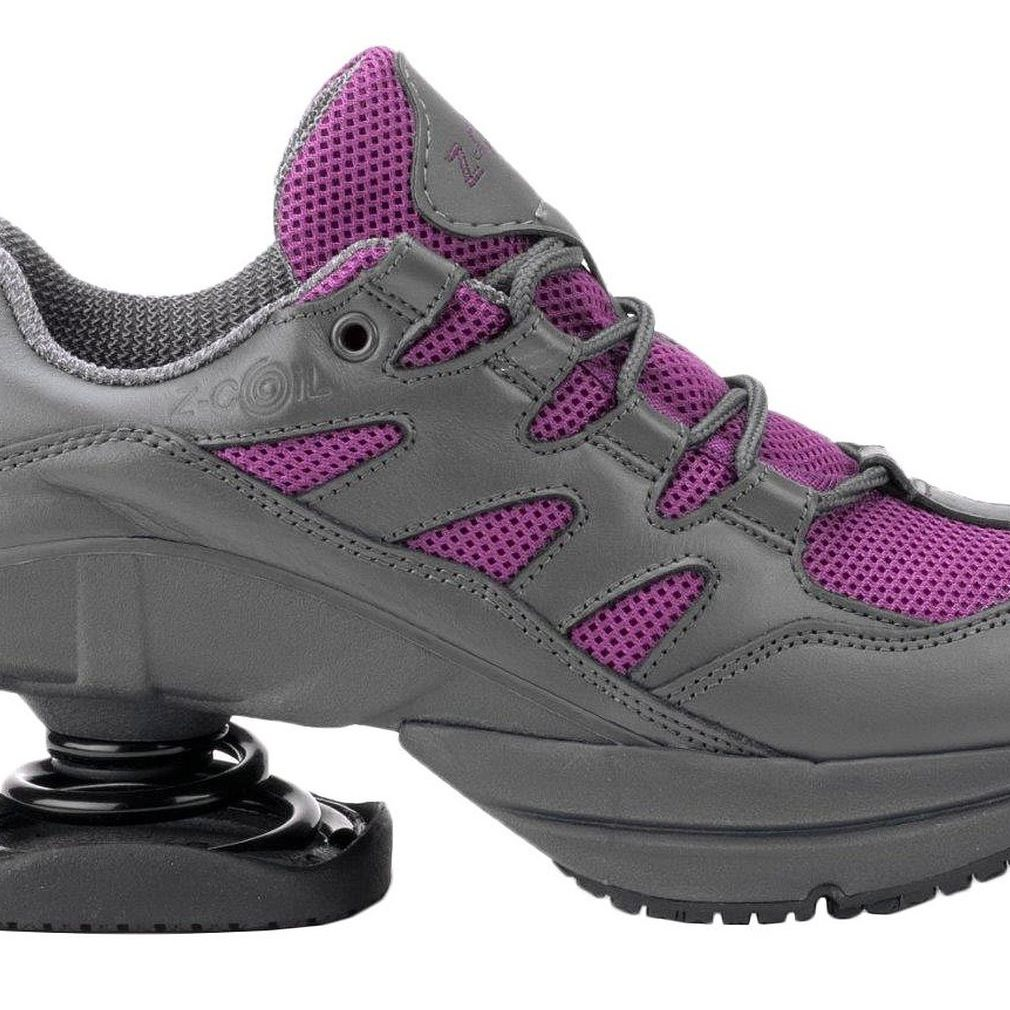 new style 88dcc 8f8fc Z-Coil Shoes to Fight Plantar Fasciitis