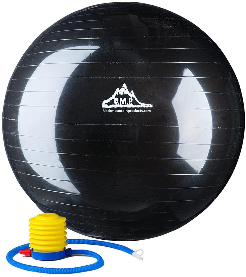 Black Mountain Static Strength Stability Ball
