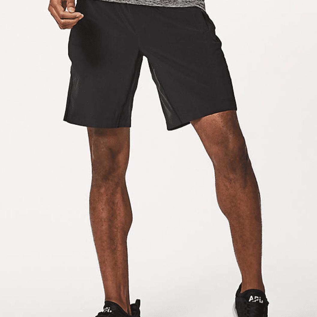 Shorts with Pockets Black Cotton Shorts Mens Shorts Baggy Shorts Organic Cotton Shorts Yoga Shorts Unisex Shorts