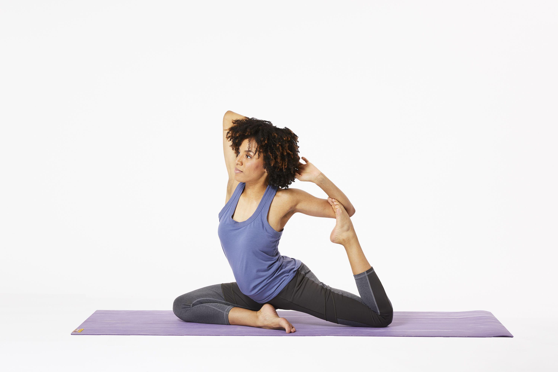 How To Do Mermaid Pose Eka Pada Rajakapotasana In Yoga
