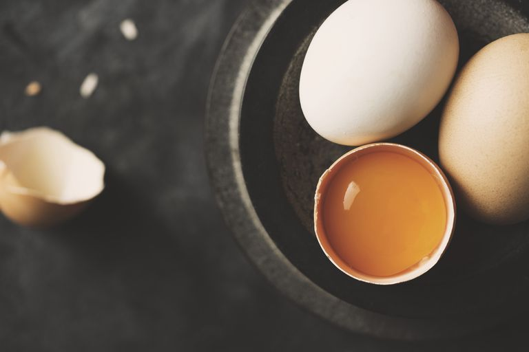 Egg yolk is a source of choline
