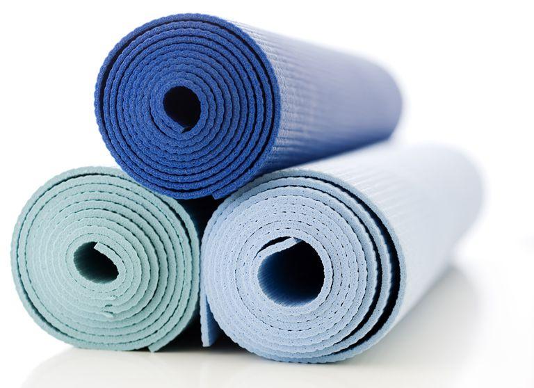 Comparing Yoga Mats