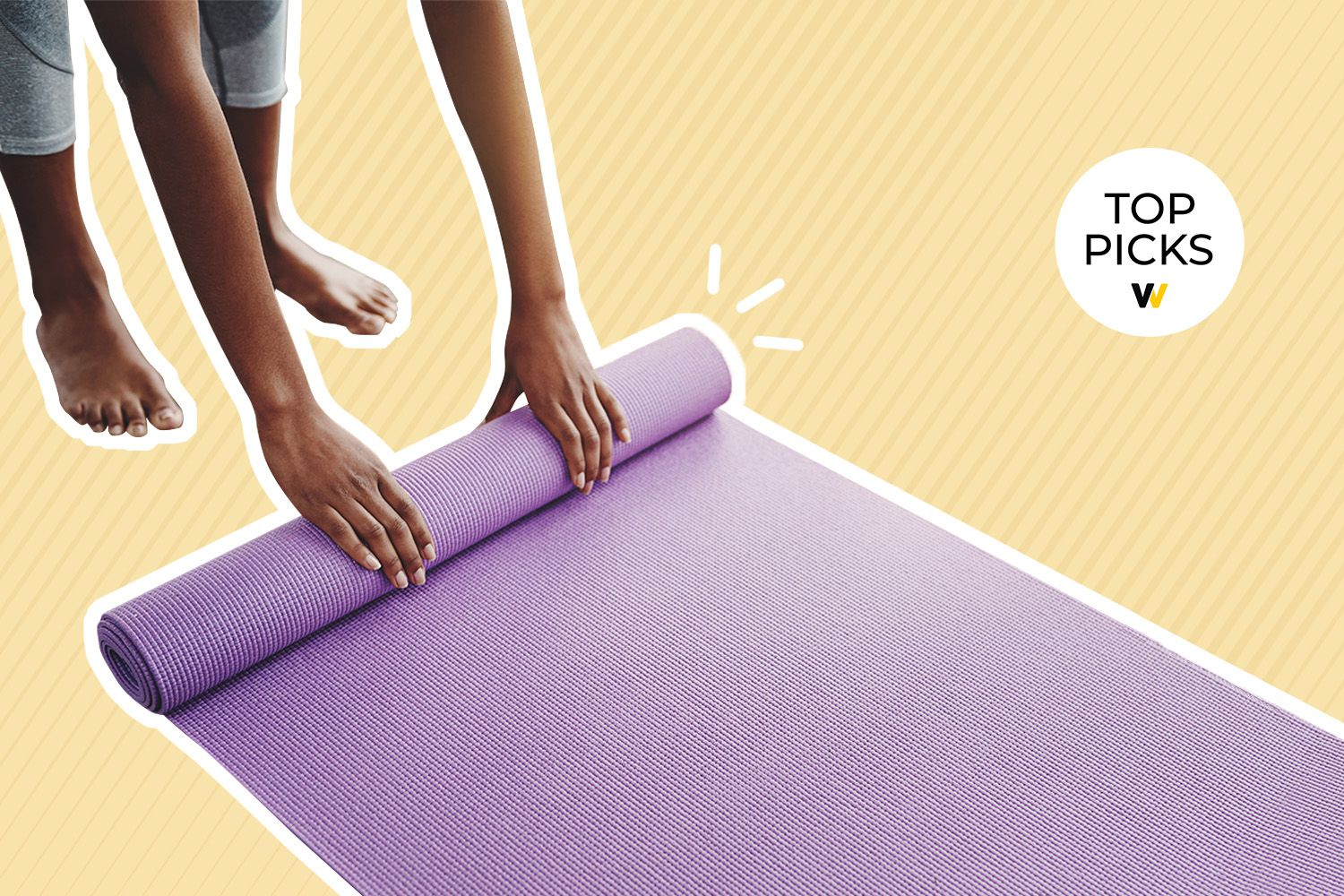 Blue TADAMI Yoga Mat,All Purpose Yoga Workout Mat,Comfort Foam Thick Yoga Exercise Mat Eco Friendly Non Slip Lose Weight Pad Fitness Exercise Mat for Home Gym Yoga,Pilates,Floor Exercises
