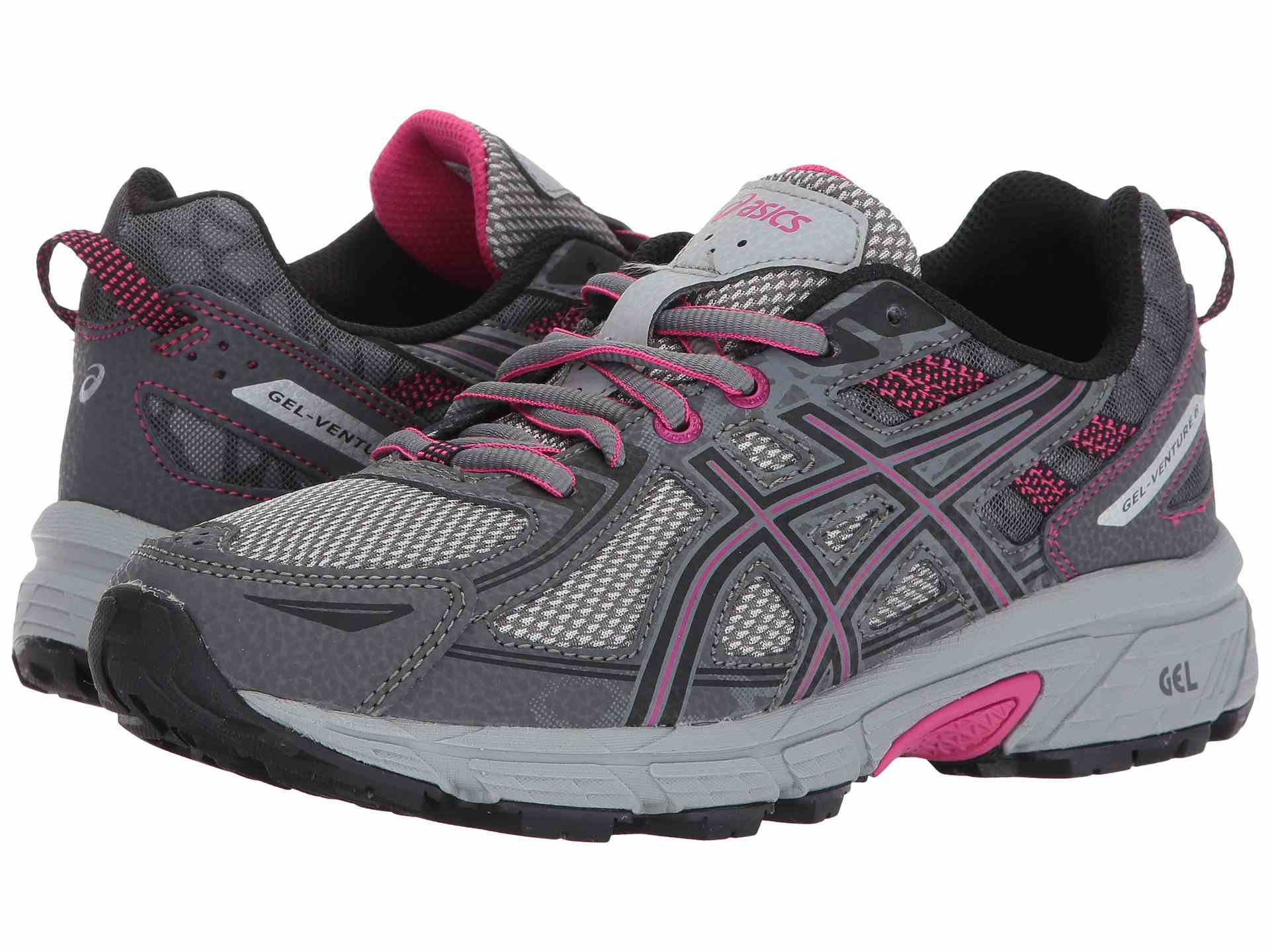 0b2862b6525c Best for Trail Marathons: ASICS Venture Running Shoe. ASICS GEL-Venture® 6