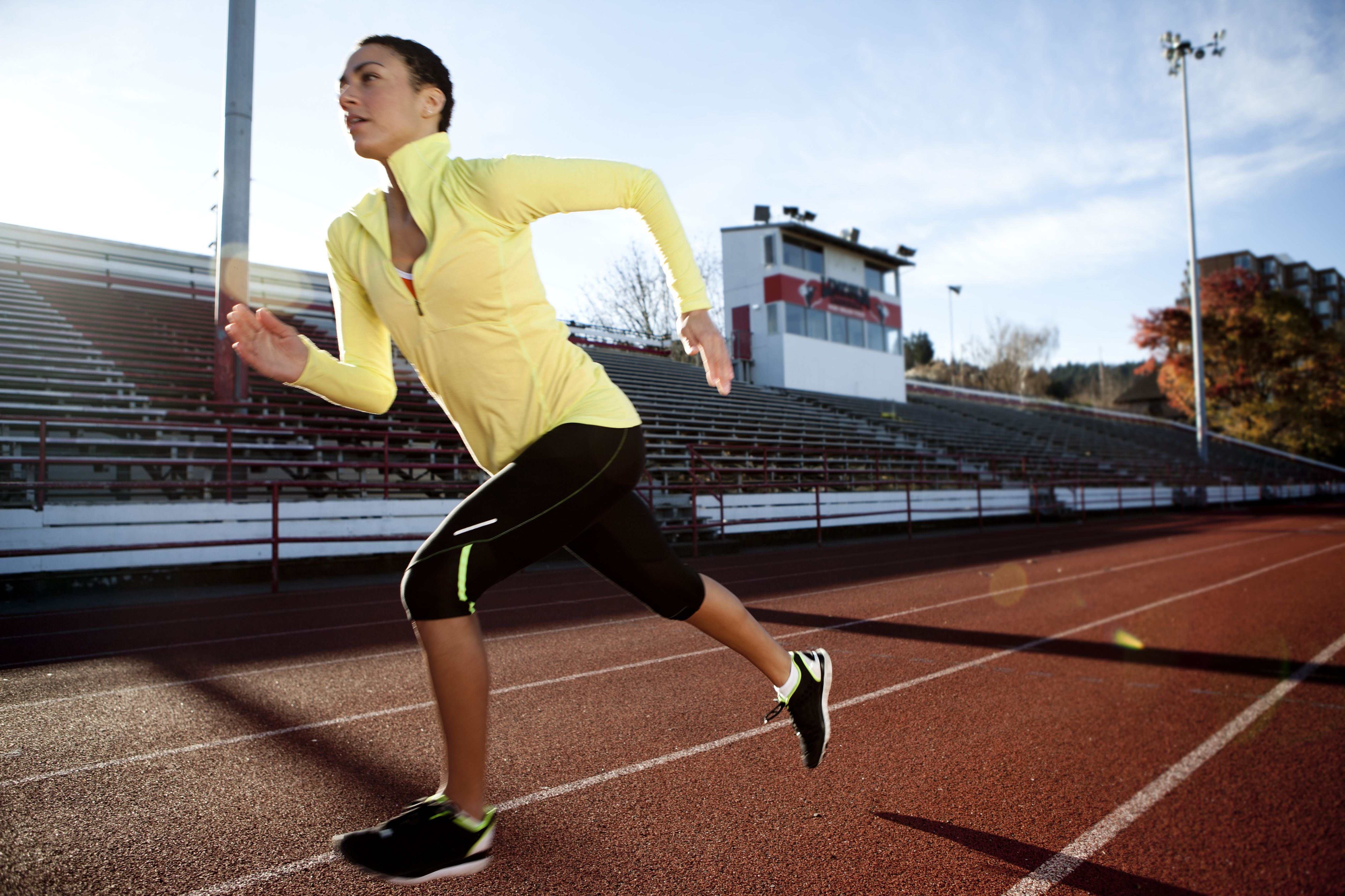 906a2e463 5 Track Workouts to Improve Your Speed