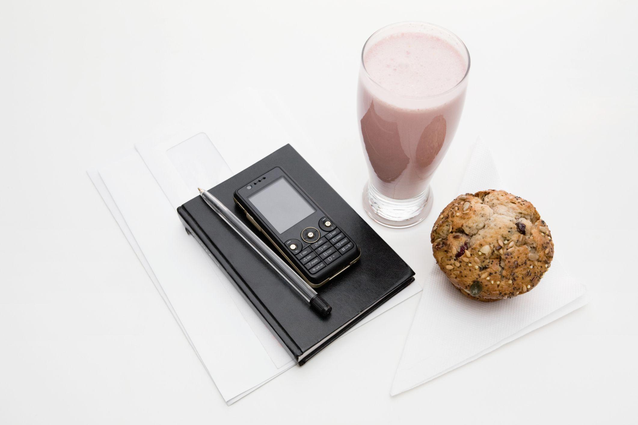 Lleve un diario de alimentos.