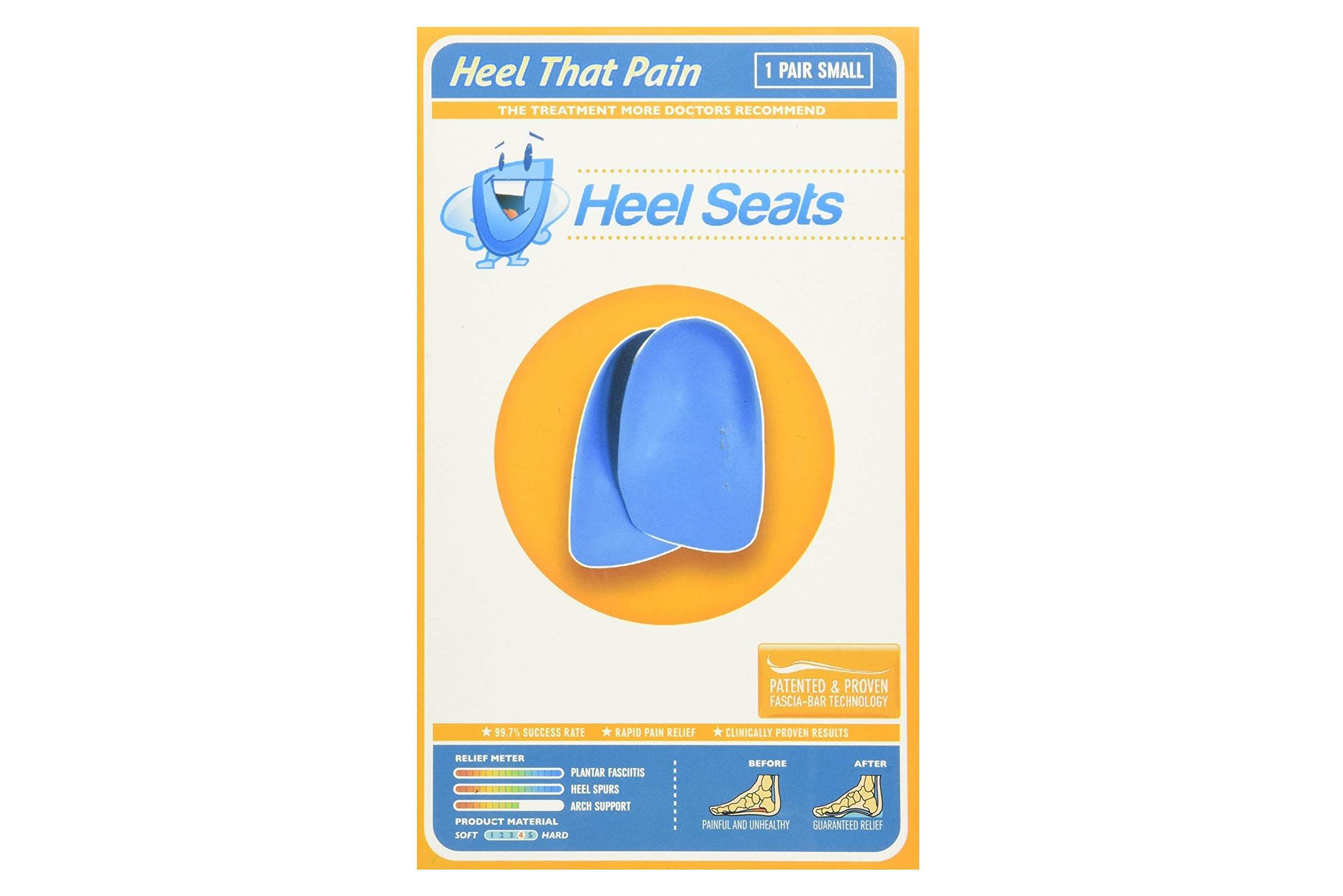 222aca1f10b0fb The 9 Best Plantar Fasciitis and Heel Spur Relief Products of 2019
