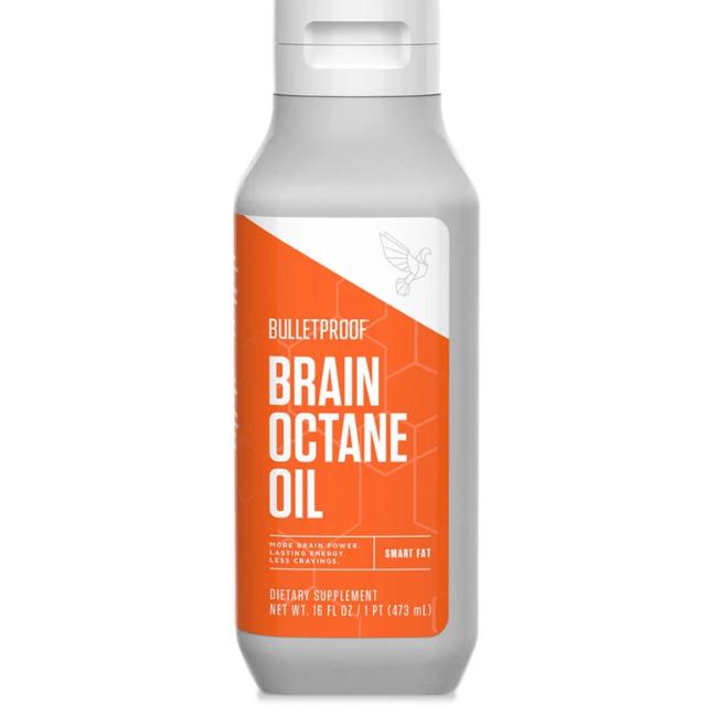 Aceite de octava cerebral a prueba de balas