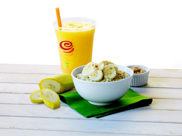 Jamba Juice Nutrition Low Calorie And Low Carb Choices