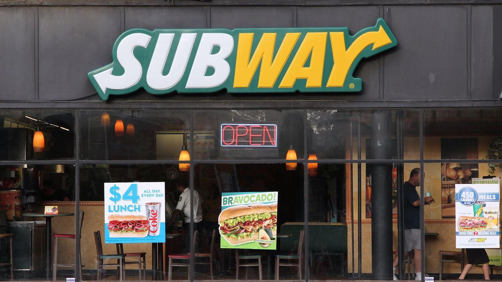 Subway Kids Menu: Health and