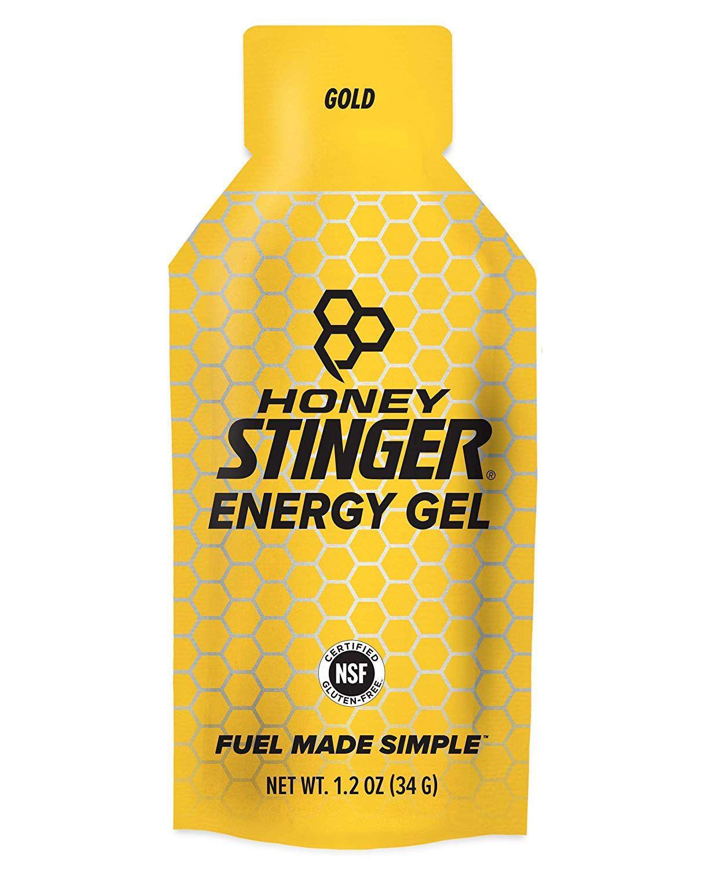 Honey Stinger Gold Energy Gel