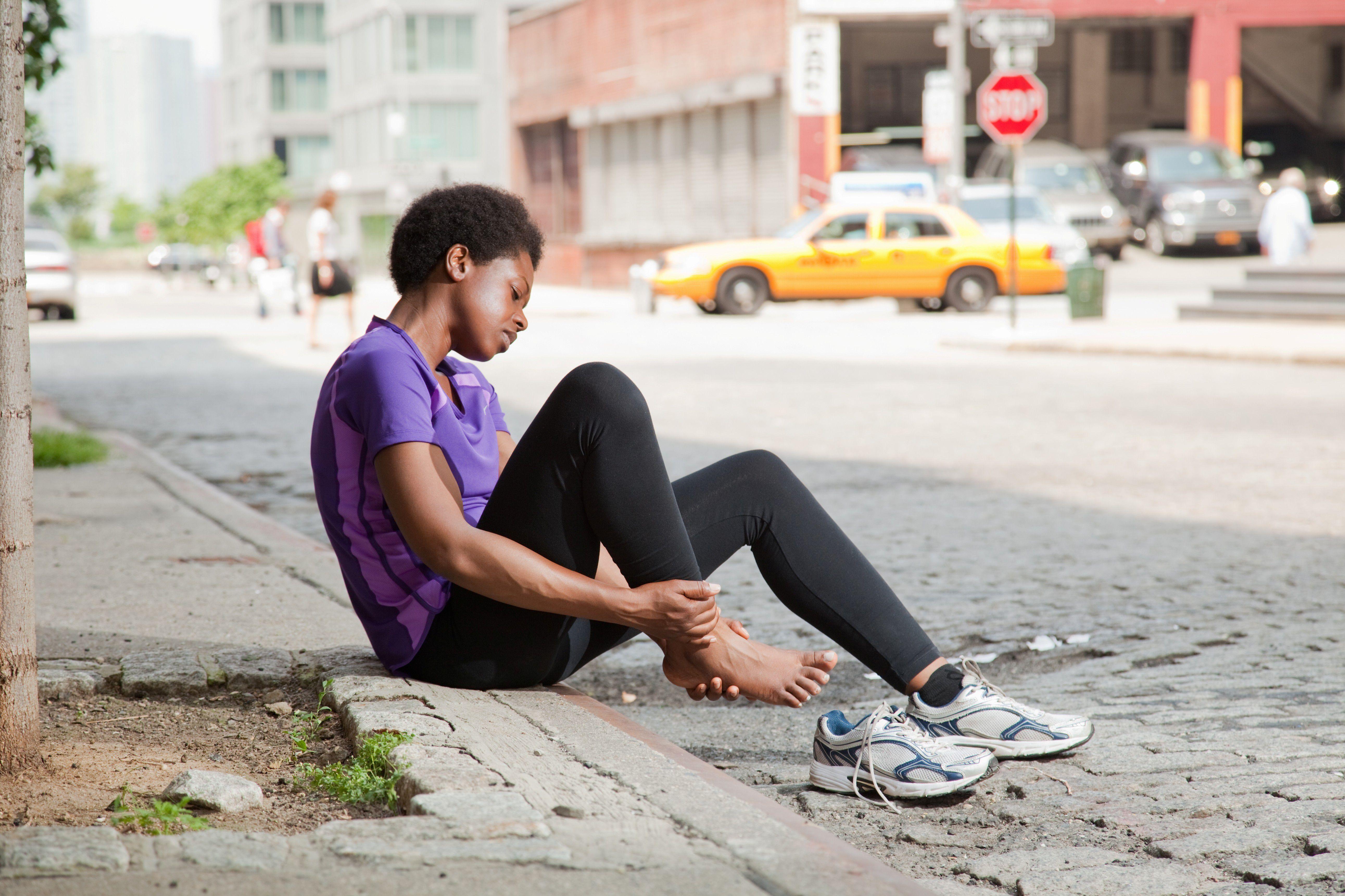 Warning Signs of Running Injuries