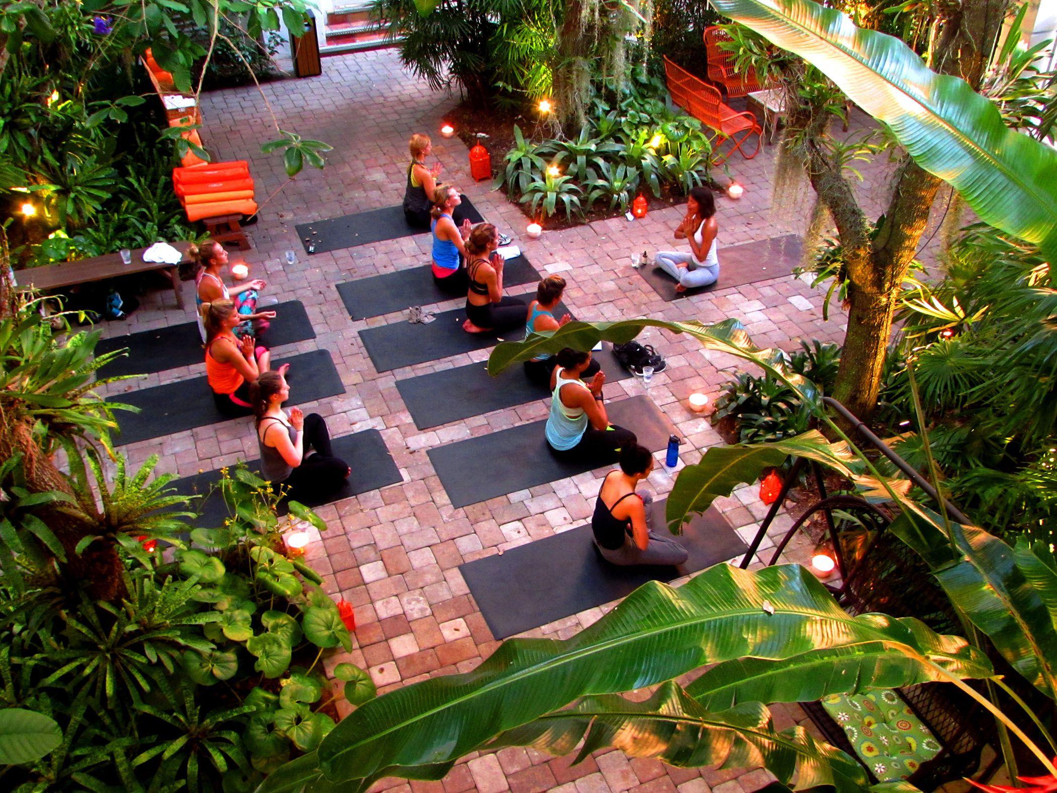 Retiros de yoga - Circa 39