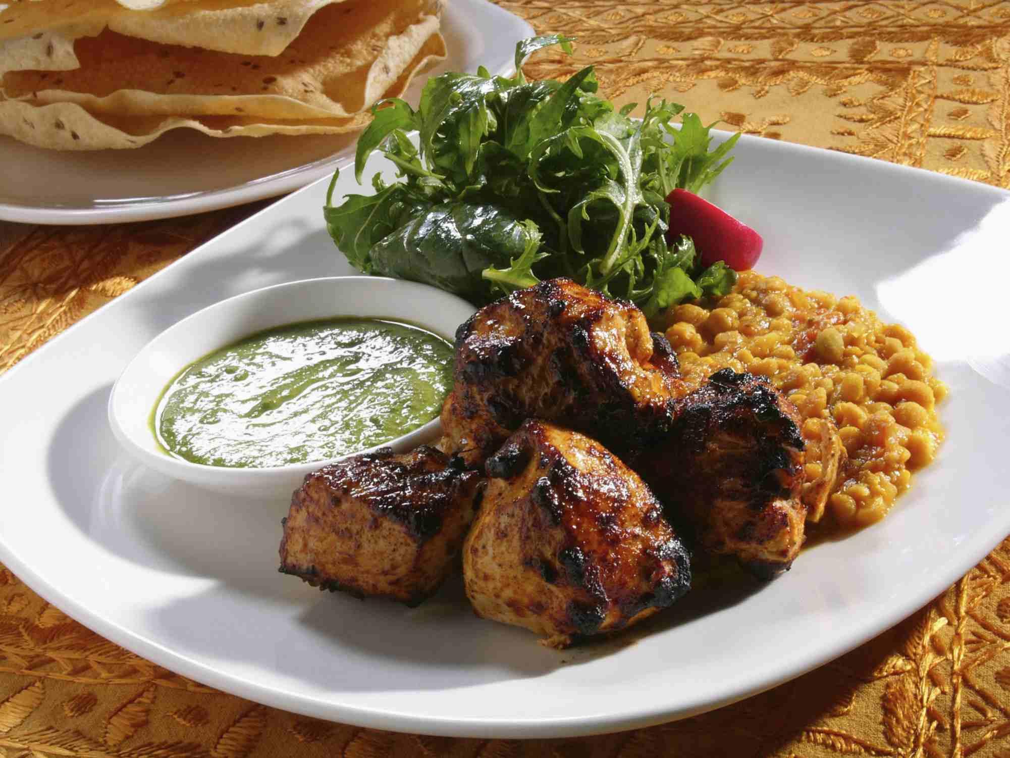 gluten-free Indian food