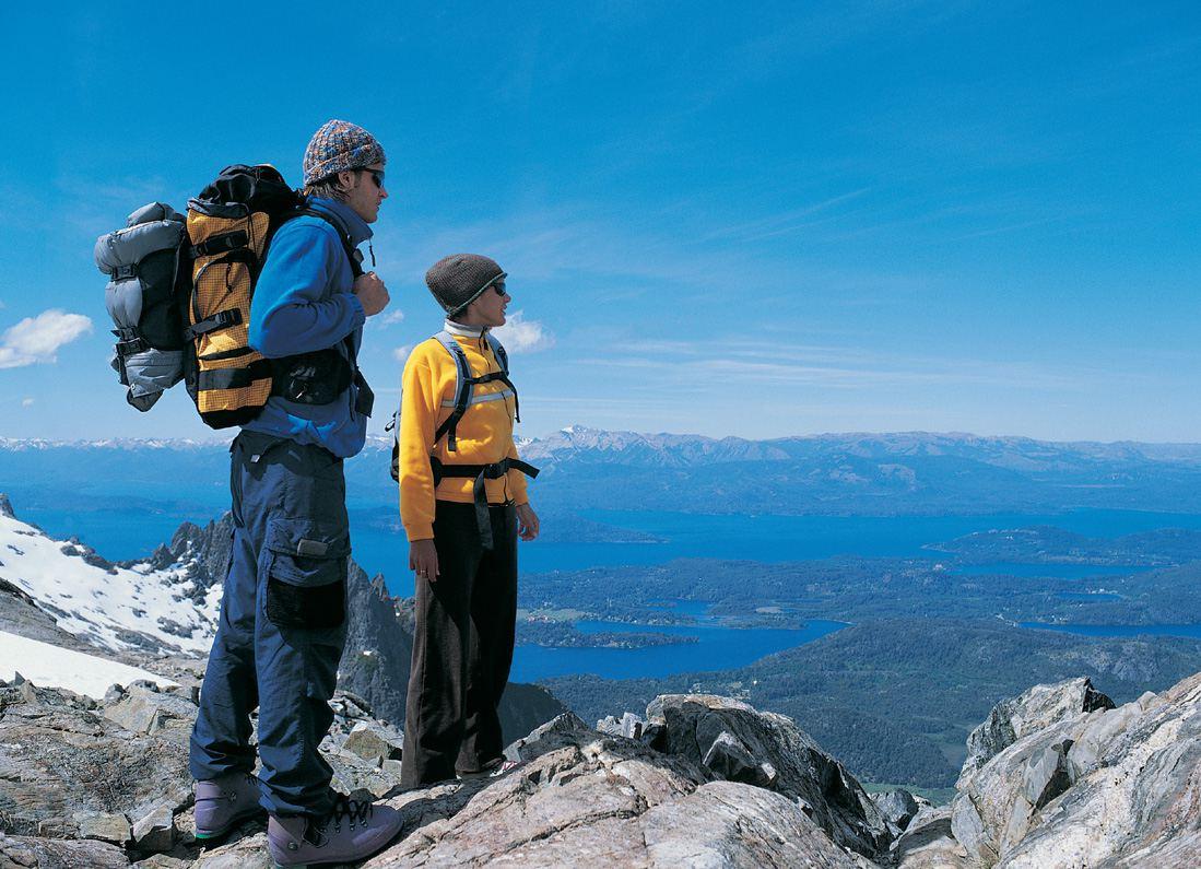 Cross training with hiking