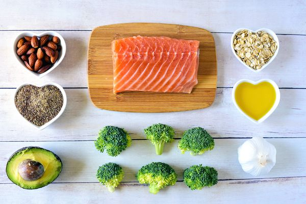 some foods included on the Zero Belly Diet