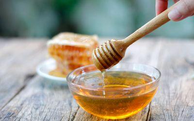 Honey drizzle