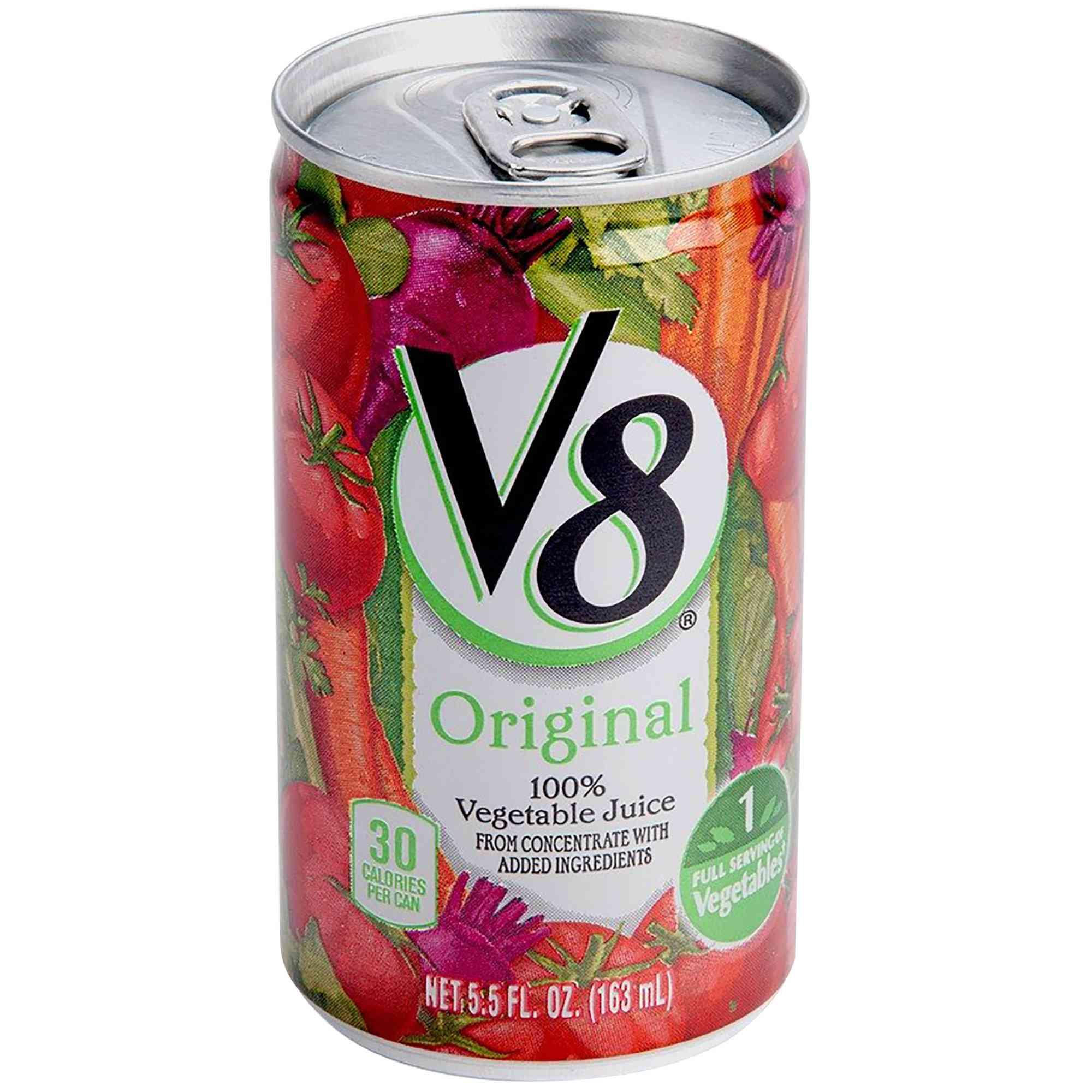 V8 low sodium