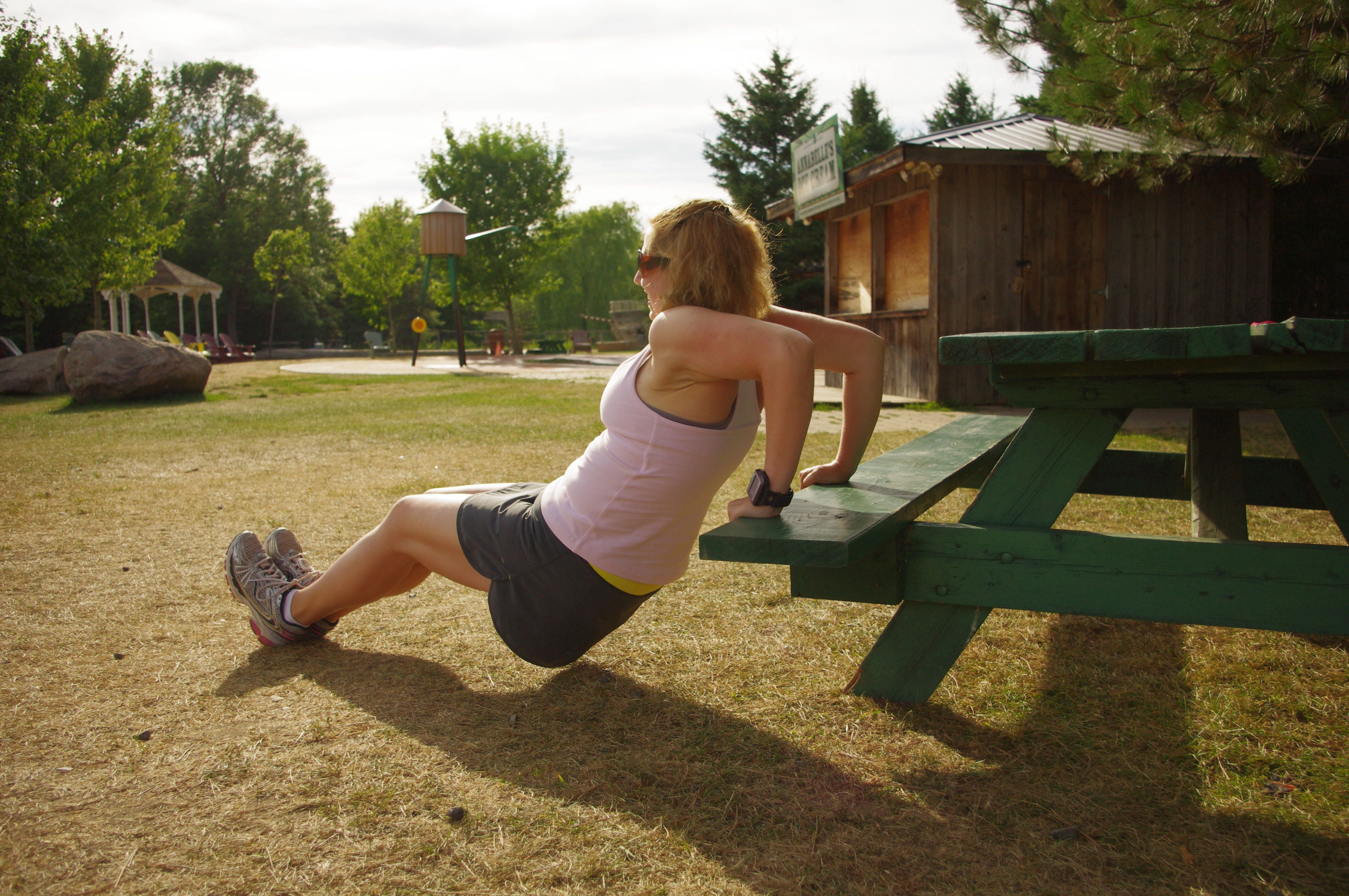 Upper Body Exercises for Runners