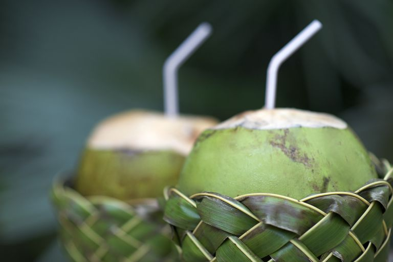 Coconut water nutrition
