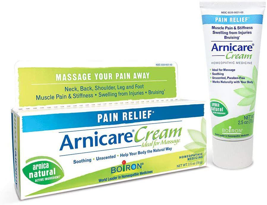 Boiron Arnicare Cream Topical Pain Relief Cream