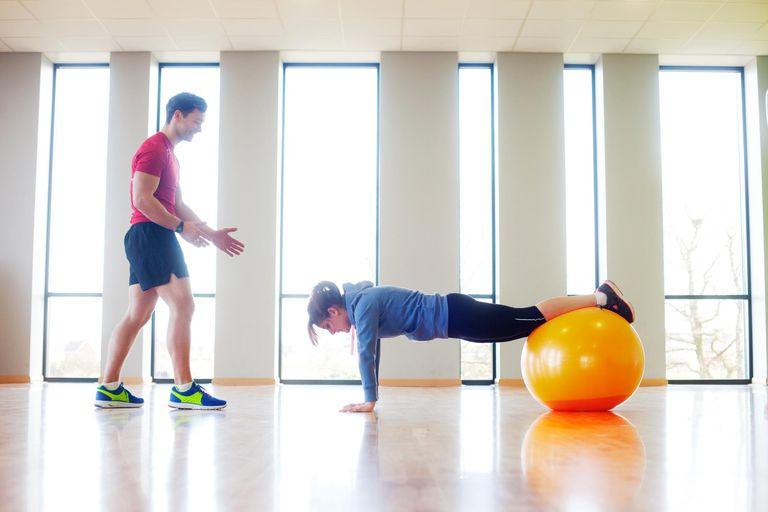 Choosing and using medicine balls