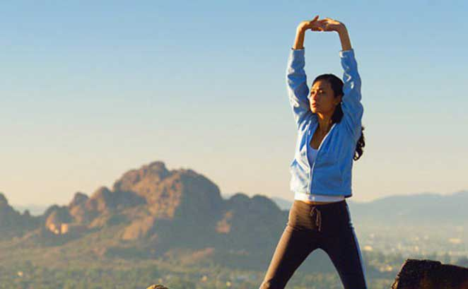 Retiros de yoga - Santuario en la montaña Camelback