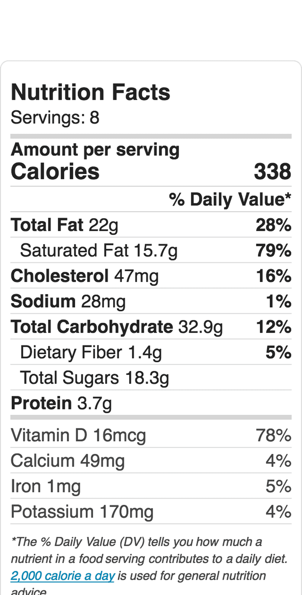 Nutrition Label Embed 1991626518 5B7C470Cc9E77C008200D60A