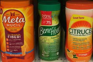 Which fiber supplements are gluten-free?