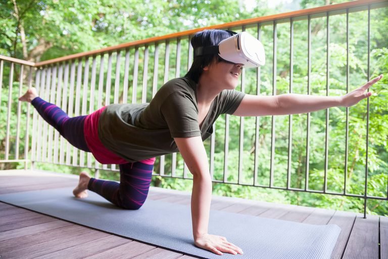 VR Exercise