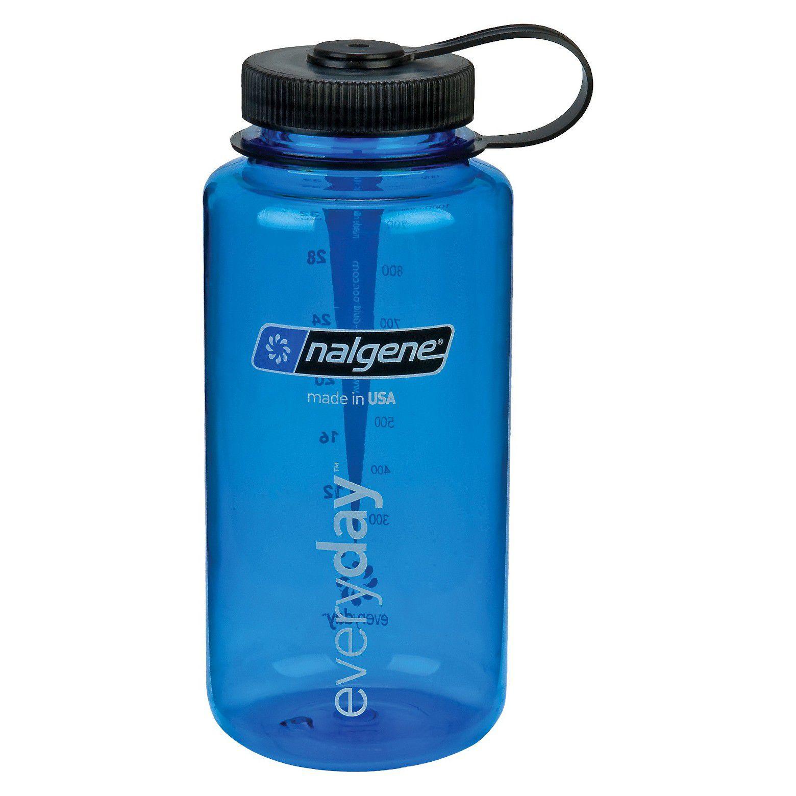 Botella de agua de boca ancha Nalgene - 32 oz