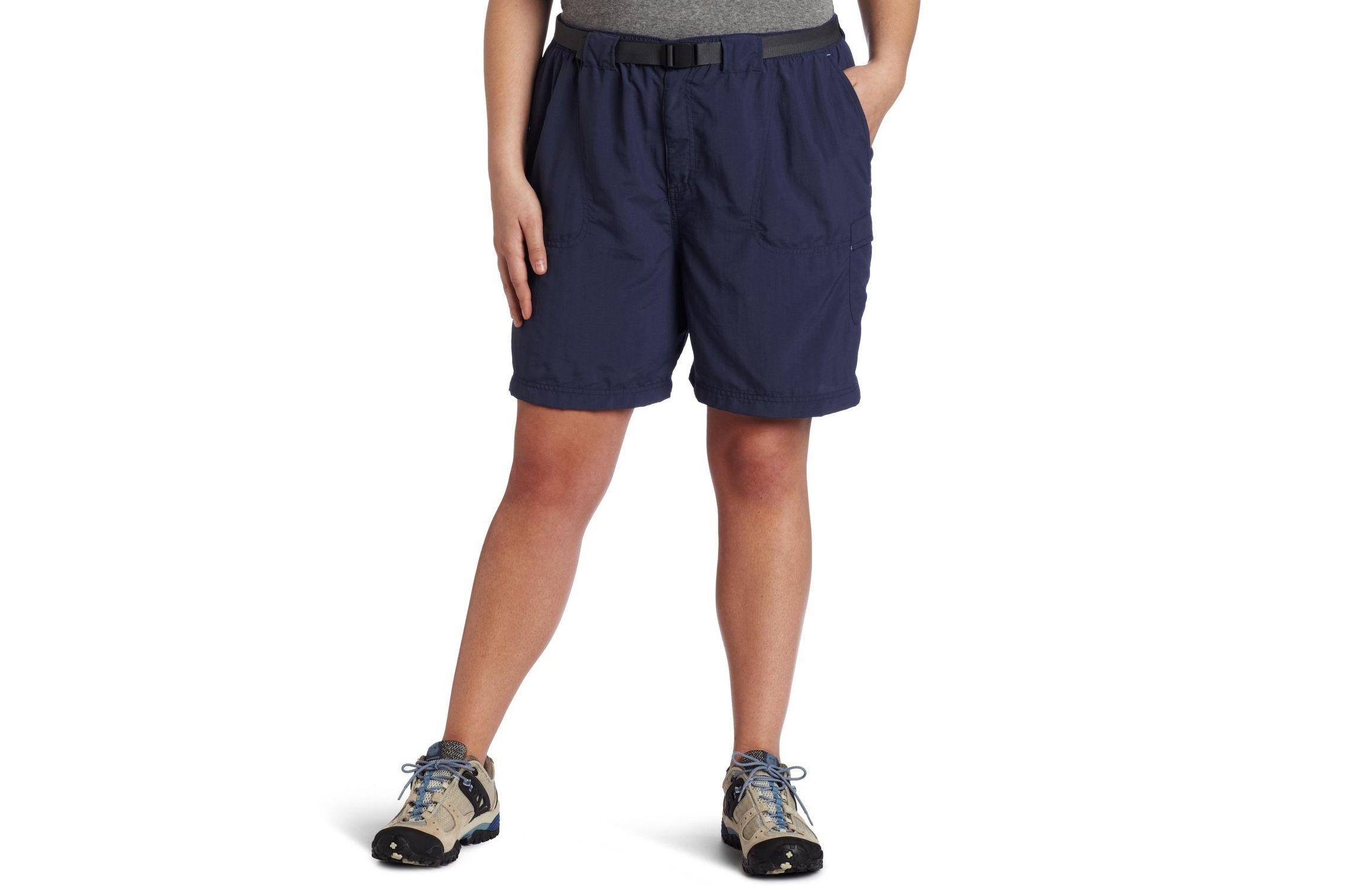 1d6645378a1 Columbia Women s Plus-Size Sandy River Cargo Short