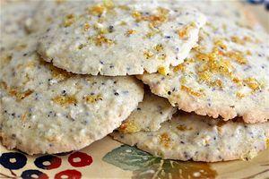 ginger orange cookies