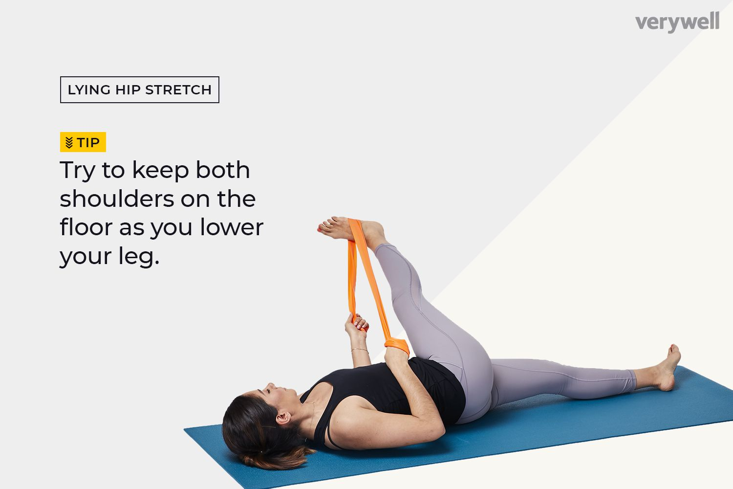 Total Body Stretching Routine With Resistance Bands