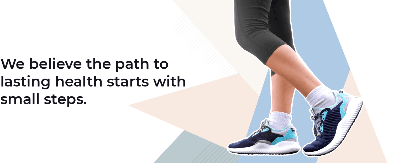 Verywell Fit Core Values: We believe the path to lasting health starts with small steps.