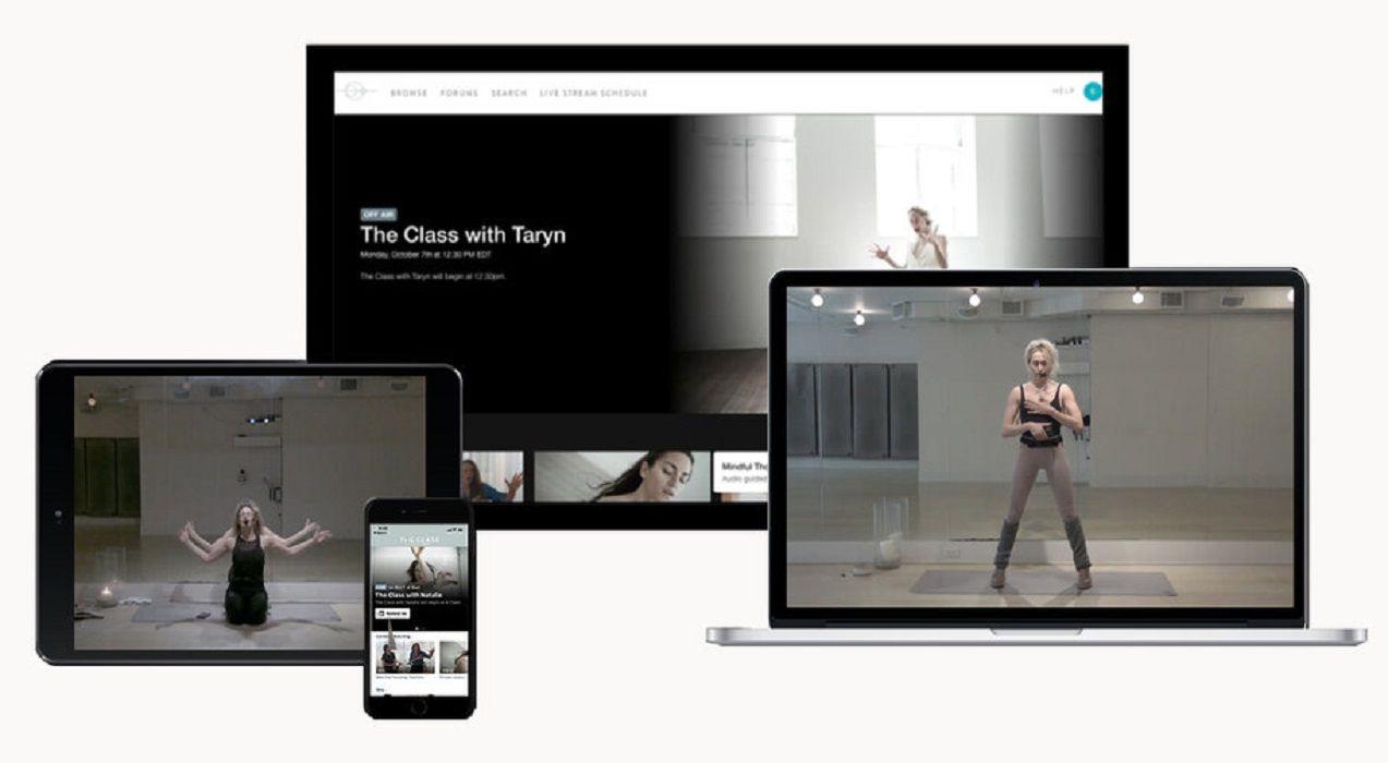 The Class by Taryn Toomey Digital Studio