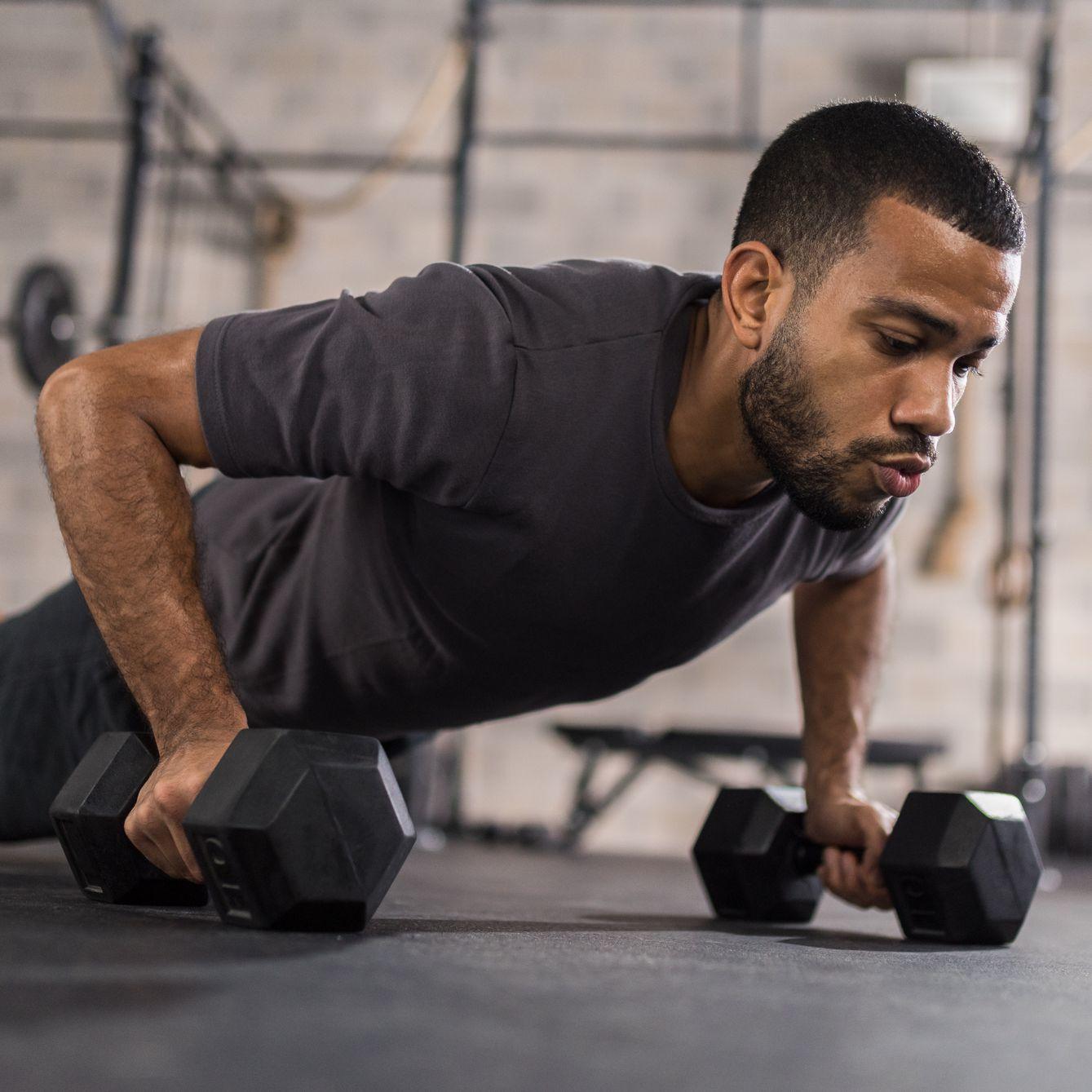 Weight Training Exercises And Workout Basics