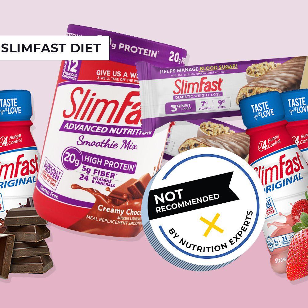body slim fast benefit)