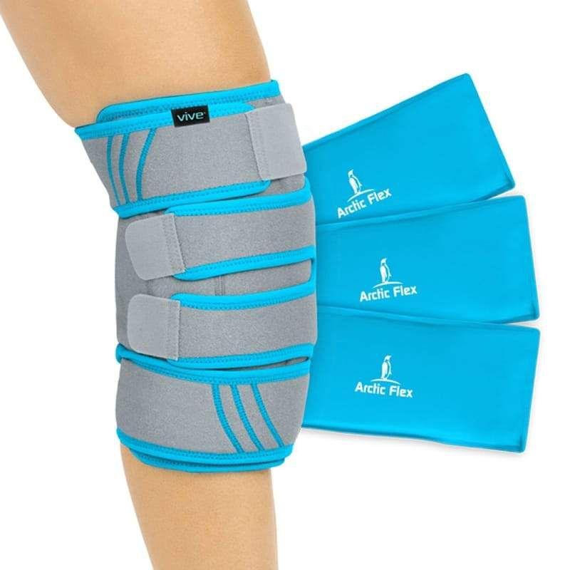Vive Knee Ice Pack Wrap