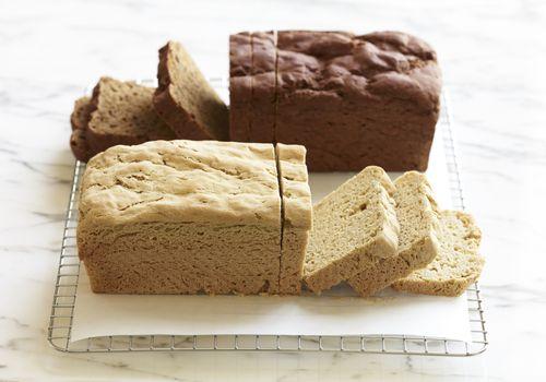 productos horneados sin gluten