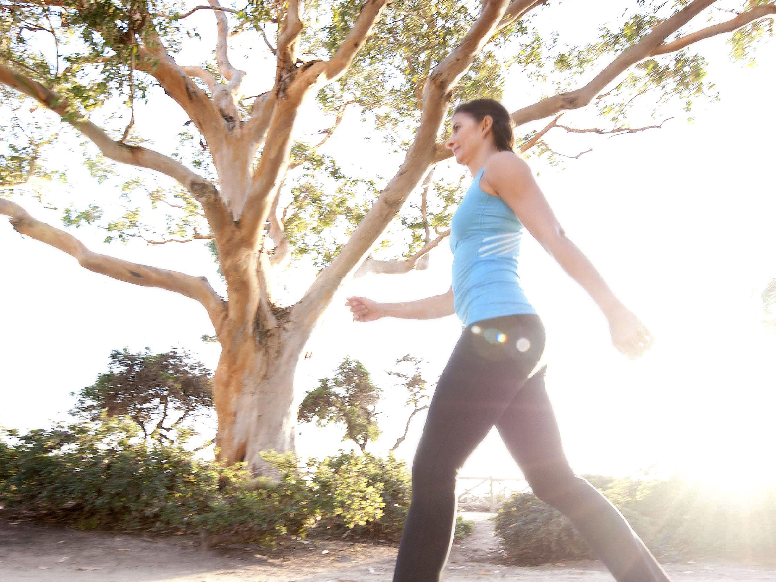 How Many Calories Are Burned Walking per Mile?